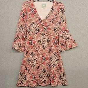 Anthropologie Maeve Dresses - NEW Anthropologie Maeve Erina Lined swing dress.